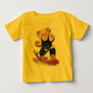 Exercise Teddy Bear Infant T-Shirt