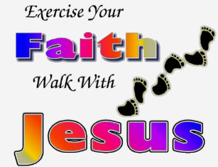 Image result for exercise your faith