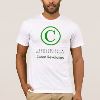 Exercise your GREEN Rights T-Shirt