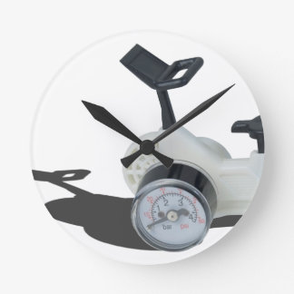 ExerciseBikeWithGauge062115.png Round Clock