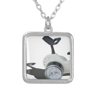 ExerciseBikeWithGauge062115.png Silver Plated Necklace