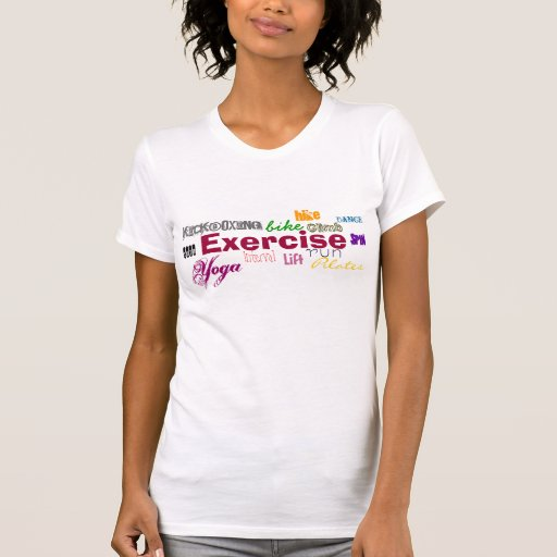 Exercises T-shirt