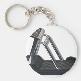 ExerciseTreadmill092610 Llavero Redondo Tipo Pin