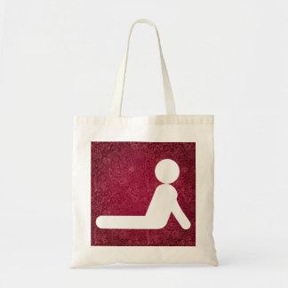 Exercising Bendings Minimal Budget Tote Bag
