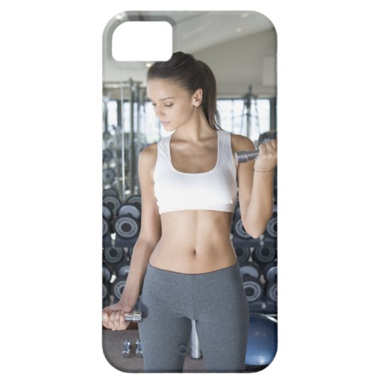 Exercising, Gym, Sport, Woman, Body care, Day, iPhone SE/5/5s Case