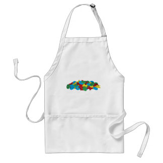 Exes and Ohs Adult Apron