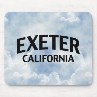 Exeter California Mouse Pad