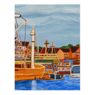Exeter Devon England Postcard