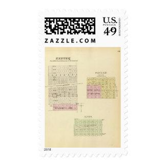 Exeter, Nebraska Stamps