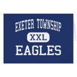 Exeter Township - Eagles - Senior - Reading Cards