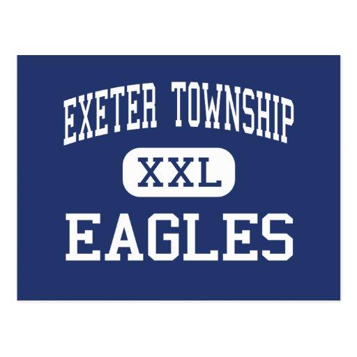 Exeter Township - Eagles - Senior - Reading Post Cards