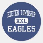 Exeter Township - Eagles - Senior - Reading Sticker