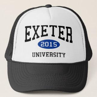 Exeter University clothing Trucker Hat