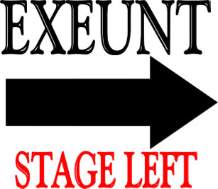 exeunt stage left pursued bear