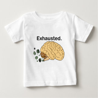 Exhausted Baby T-Shirt