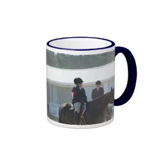 Exhausted Equestrian Mug