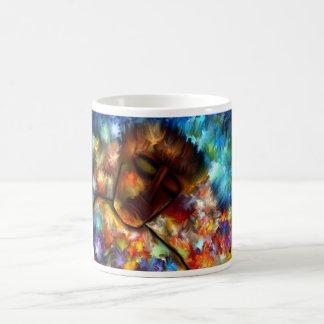 Exhaustion Coffee Mug