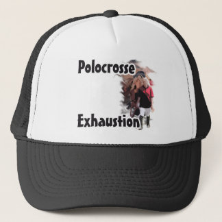 Exhaustion Trucker Hat