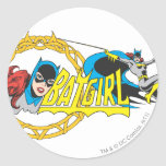 Exhibición de Batgirl Etiquetas