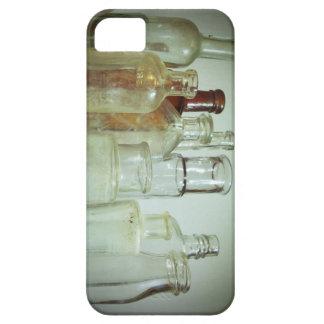 Exhibición de la botella de la medicina iPhone 5 fundas