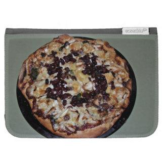 Exhibición de la pizza