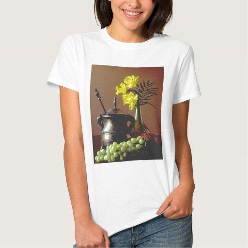 Exhibición de la uva poleras
