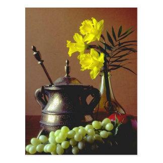 Exhibición de la uva postal