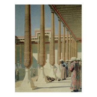 Exhibición de trofeos, 1871-72 postales