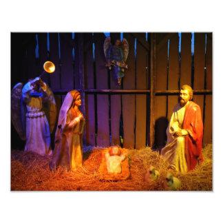 Exhibición del día de fiesta del navidad de la fotografías