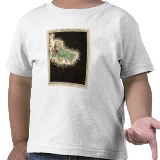 Exhibición del imperio del ANUNCIO 1294 de Kublai Camisetas