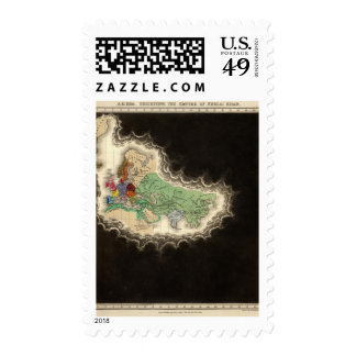 Exhibición del imperio del ANUNCIO 1294 de Kublai Franqueo