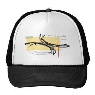 Exhibit A Model Trucker Hat