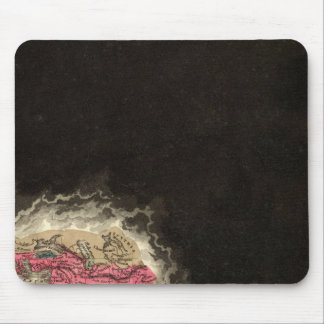 Exhibiting The Empire of Alexander 323 BC Mousepads