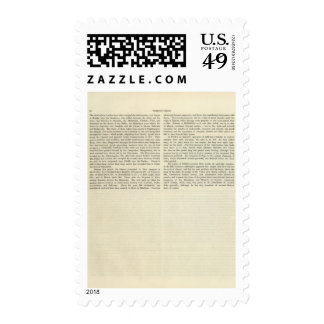 Exhibiting The Empire of Charlemagne 814 AD 2 Postage Stamp
