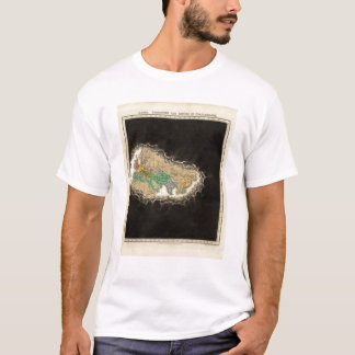 Exhibiting The Empire of Charlemagne 814 AD T-Shirt