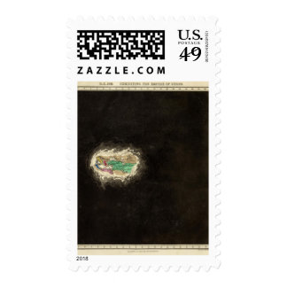 Exhibiting The Empire of Cyrus 529 BC Stamps