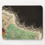 Exhibiting The Empire of Kublai Khan 1294 AD Mousepads