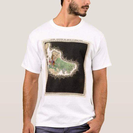 Exhibiting The Empire of Kublai Khan 1294 AD T-Shirt