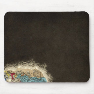 Exhibiting The Partition of The Empire 301 BC Mouse Pad