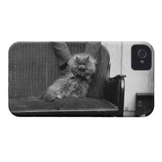 Exhibition Cat Club - Mondial 493 Case-Mate iPhone 4 Case