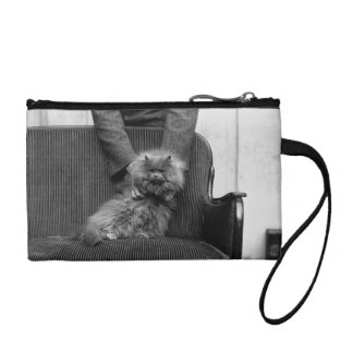 Exhibition Cat Club - Mondial 493 Coin Wallet