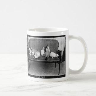 Exhibition Cat Club - Mondial 494 Coffee Mug