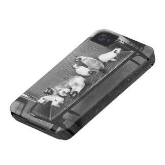 Exhibition Cat Club - Mondial 494 iPhone 4 Case-Mate Case