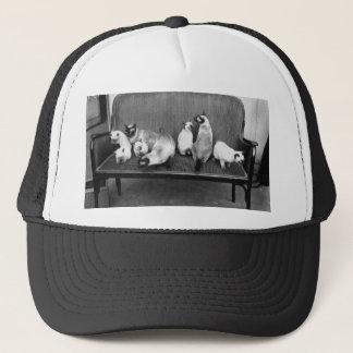 Exhibition Cat Club - Mondial 494 Trucker Hat