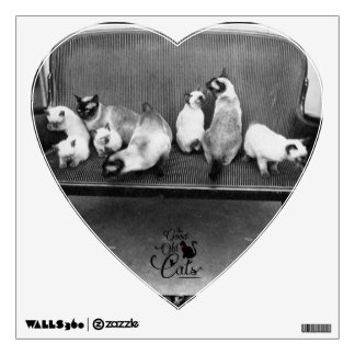 Exhibition Cat Club - Mondial 494 Wall Sticker