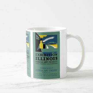 Exhibition Illinois Coffee Mug