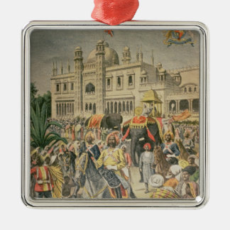 Exhibition of 1900: the Anglo-Indian Pavilion Christmas Tree Ornament