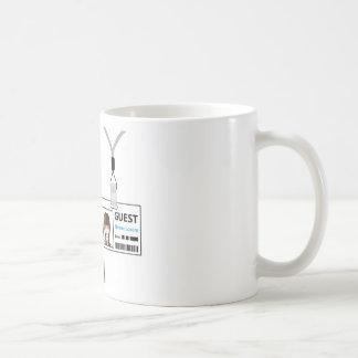 Exhibition pass coffee mug