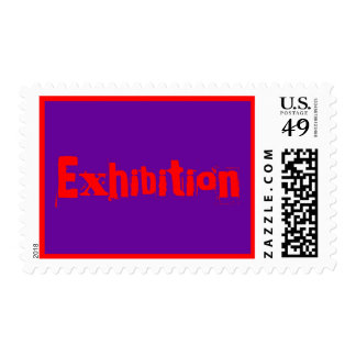 Exhibition Postage Stamps