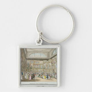 Exhibition Room, Somerset House Keychain